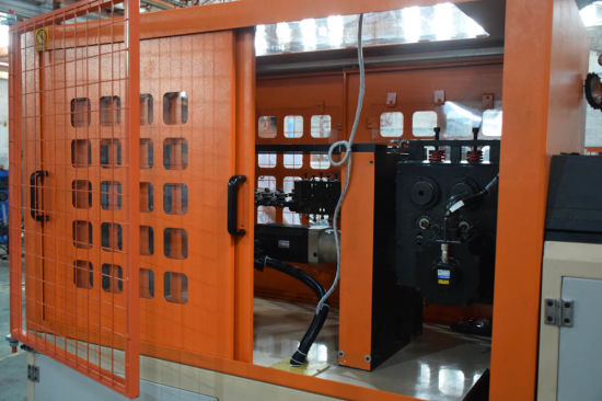 [Hot Item] 3D CNC Stainless Steel Rack Round Wire Bending Machine