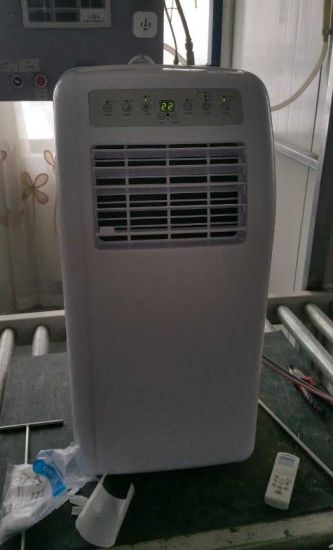 DC 24V Solar Power Energy Mobile Portable Air Conditioner pictures & photos