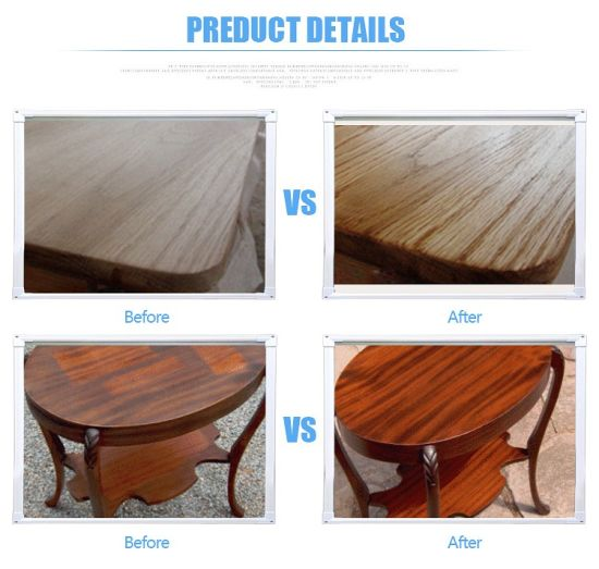 China Wood Paint Clear Top Coat PU Paint UV Resistant Heat