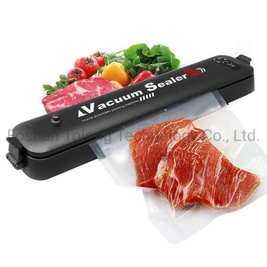 Food Vacuum Packing Sealer Machine for Seafood Packing