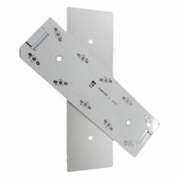 Single Sided Aluminum LED PCB Fabrication