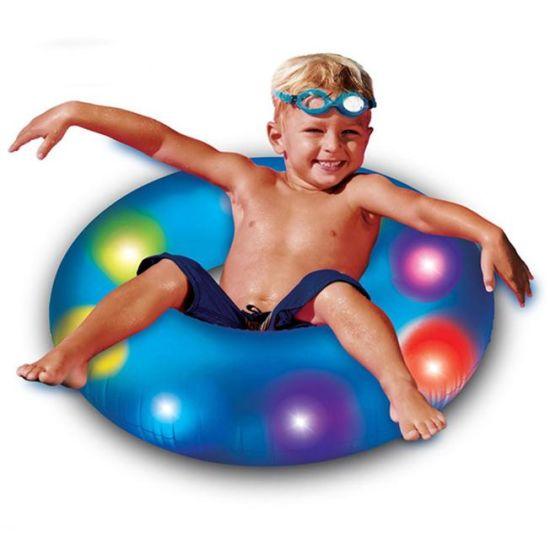 Swim Pool LED Swimming Float / LED Swimming Toy / LED Swim Ring