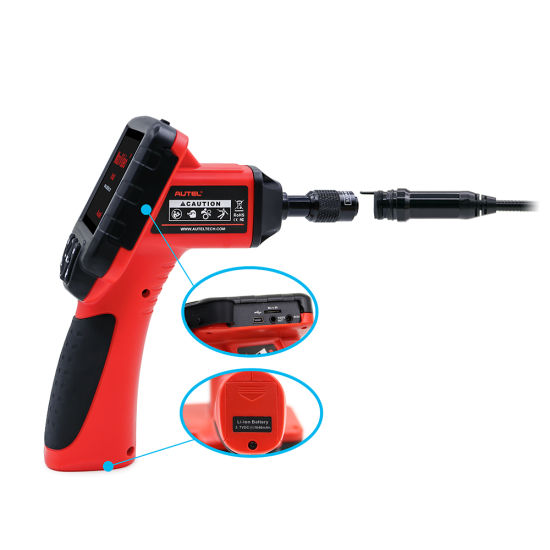 Autel Maxivideo Mv400 Digital Videoscope 8.5mm & 5.5mm Camera Head Wireless Automatic Inspection Camera pictures & photos