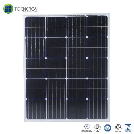 20V 36cells 100W Mono Solar Modules for Solar Power System pictures & photos