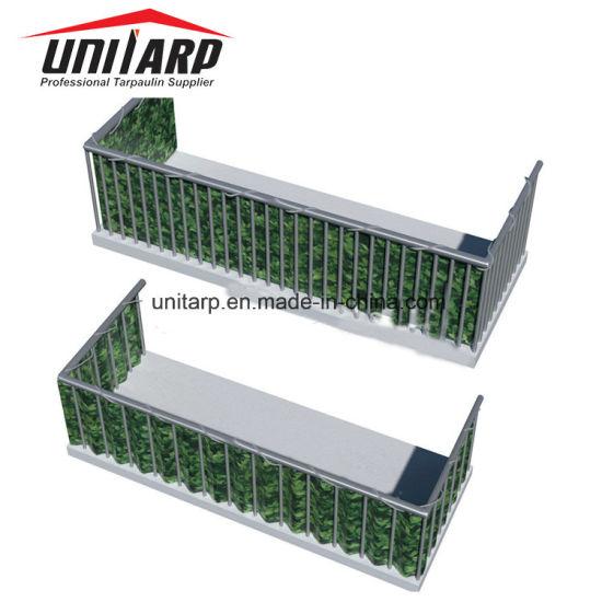 China 100 Uv Resistance 1 3m Balkonsichtschutz Balkon Sichtschutz