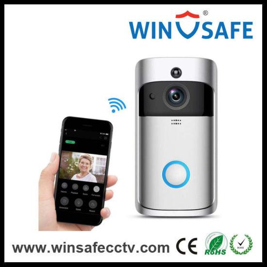 Smart Home WiFi Video Doorbell Camera