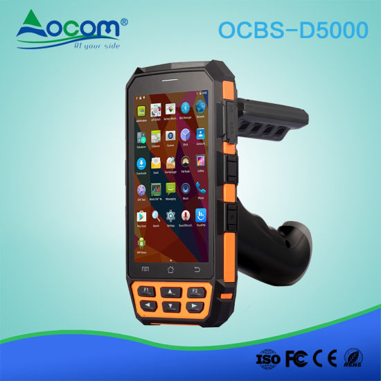 Android 5 1 Wireless Mobile Industrial POS Data Terminal PDA