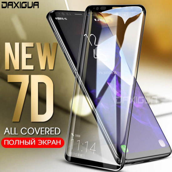 Premium Full Glue 3D Curved Tempered Glass Screen Protector Film for Samsungs8/S9/Note8/Note9 pictures & photos