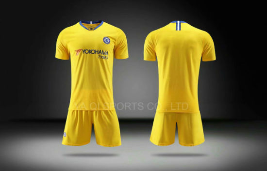 620f123cd3d Sublimation Custom Chelsea Away Jersey/ Football Jersey Wear/ Soccer Jersey
