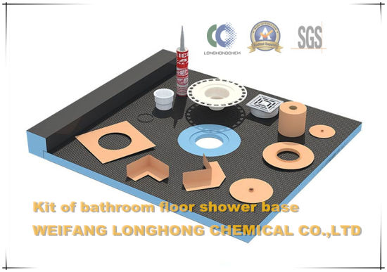 Cement Fiberglass Lightweight XPS Shower Tray Foam Board pictures & photos
