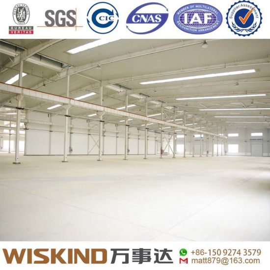 Multistory Steel Frame for Steel Structure Construction Building Cow Shed pictures & photos