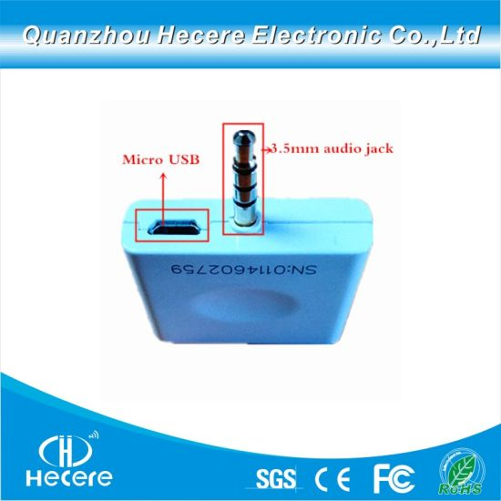 RFID Ios and Android Smart Phone External NFC Reader Writer