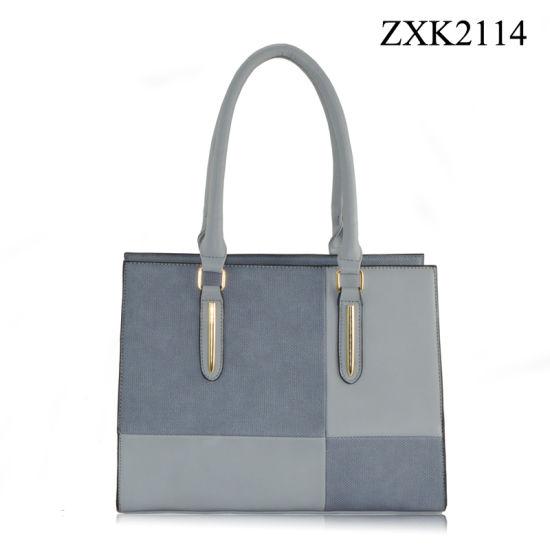 9094952647 China Ss19 Two Colors New Fashion PU Ladies Handbag - China Lady ...