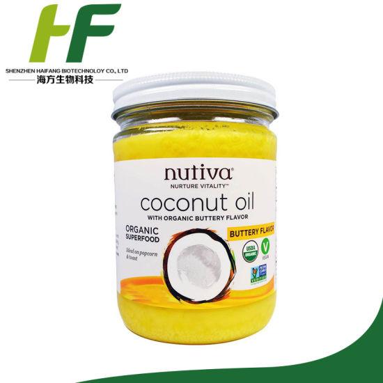 China Nutiva Nurture Vitality Coconut Oil with Organic