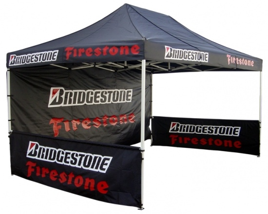 3X4.5m Aluminum 40mm Square Tube 10X15FT Waterproof Folding Gazebo Event Stretch Outdoor pictures & photos