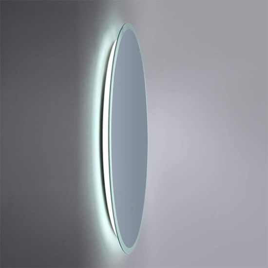 Wholesale Modern Wall Mounted Touch Sensor Smart LED Mirror for Bathroom Furniture