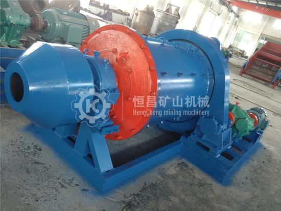 Ceramic Ball Mill for Grinding Silica Sand 4 Tph