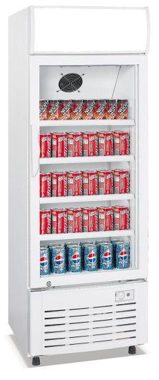 Vertical Display Cooler for Beverage Cooling (LG-350)