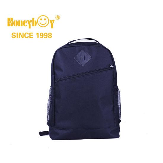 600d Polyester Durable Wholesale Rucksack Waterproof Massage School Laptop Computer Backpack Back Pack Bagpack
