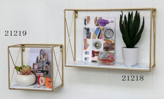 Steel Box 22.5X12.5X20.5cm Wall Shelf Supplier, Metal Wall Shelf