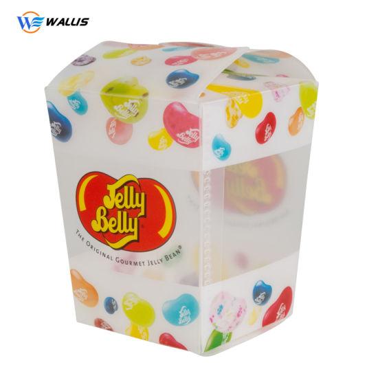 100% Virgin Transparent Matte Polypropylene Material PP PS Pet PVC Acrylic Plastic Promotional Gift Folding Box, Packaging Box