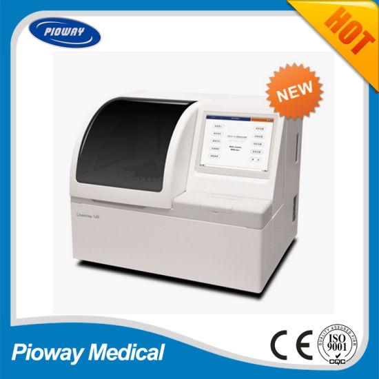 Medical Equipment Auto Chemistry Analyzer, Biochemistry Analyzer Chemray120