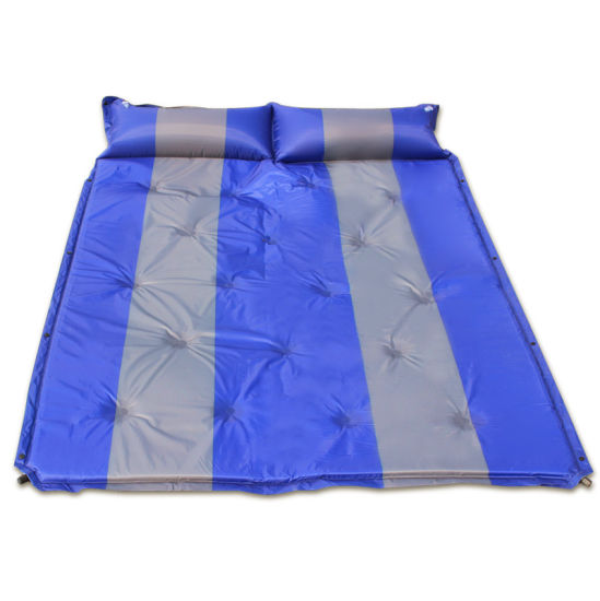 Wide and Thick Inflatable Cushion, Use in Picnic, Camping, Outdoor Tent Sleeping Mat