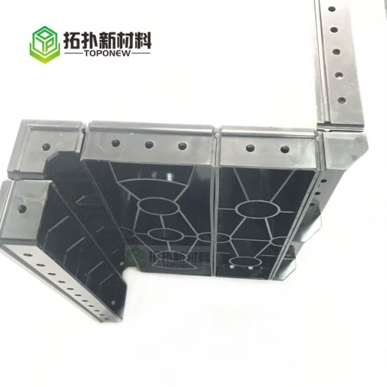 China Manufacturer Used Formwork for Sale Plastic Shutter Formwork for Concrete Construction for Sale