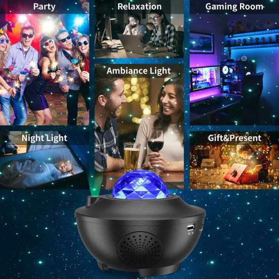 Factory Customized New Galaxy Light Projector LED