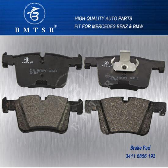 Bmtsr Brand Brake Pad X3 F25 3411 6856 193