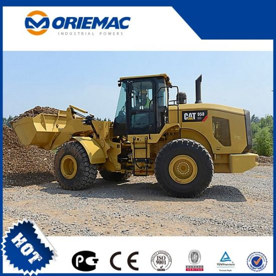 China Earth Moving Machinery Caterpillar 5 Tons Front End
