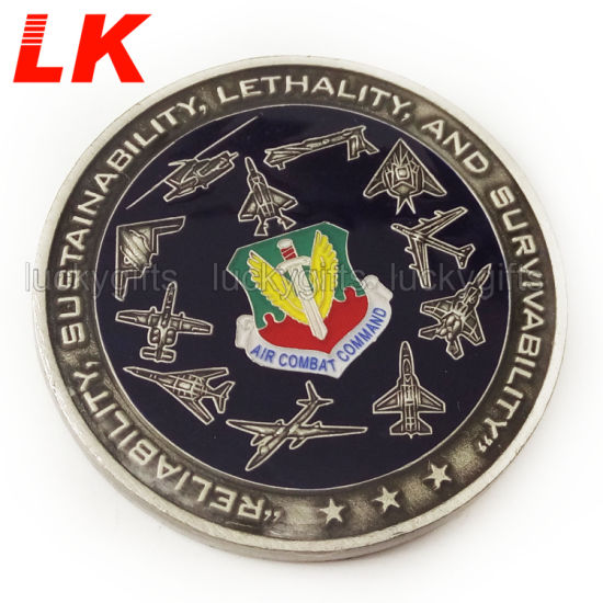 China Cheap Custom Metal Coin Wholesale Pirate Coins - China