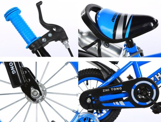 b0f14ae8cea China Kids Bike Cycle Children Bicycle with Training Wheels for Age ...