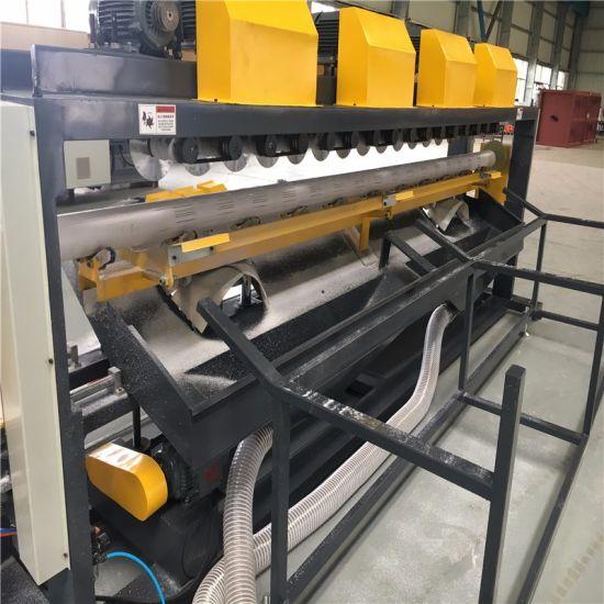 PVC Machine Plastic Pipe Slotting Machine for Water Supply