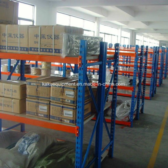 Metal Medium Duty Long Span Shelving for Warehouse Storage