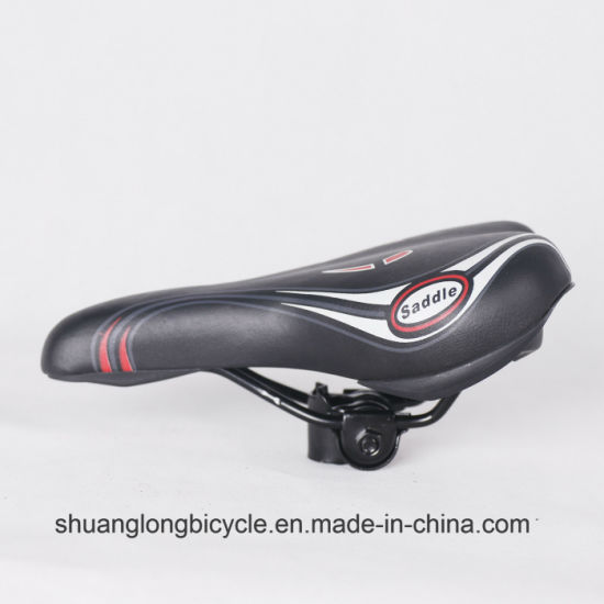 2018 New Design Bicycle Saddle Soft Mountain Bicycle Saddle (9186) pictures & photos