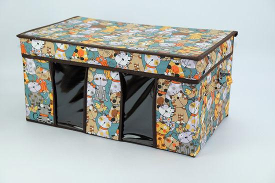 China Non Woven Cardboard Oxford Fabric Childrens Socks Box Kids