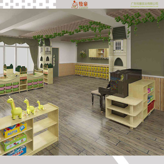 Modern Kids Shoes Storages Cabinet Unit for Children Room