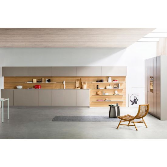 China Factory Outlet Flat Pack High End Knock Down Kitchen ...