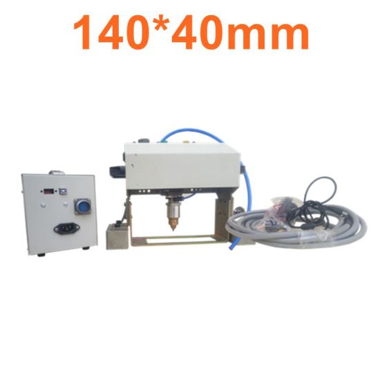 Portable Vehicle Chassis Number DOT Peen Marking Machine Vin Number Pneumatic Metal Engraving Machine for Car Chassis Number