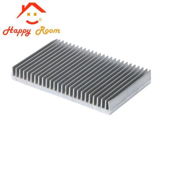 China Aluminium Extrusion Profiles for Industrial Heat Sink