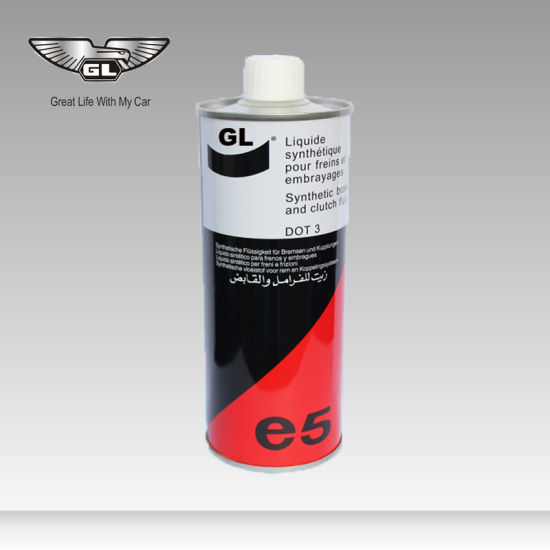 485ml Heavy Duty Car Brake Fluid DOT 3