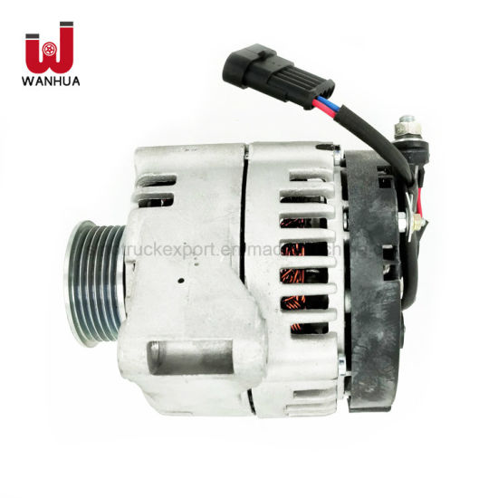 Sinotruk Engine Dynamotor Generator for HOWO Truck Spare Parts Vg1560090010 pictures & photos