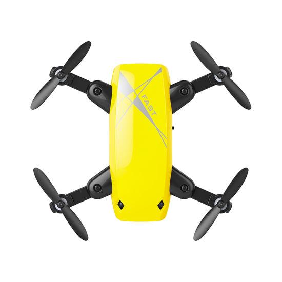 Mini Uav Toys Quadcopter Foldable Remote Control Drone Fpv Drone Quadcopter  Drone RC Airplane Model