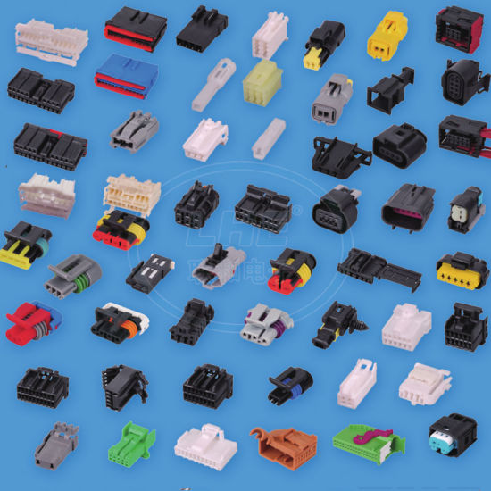 Incredible China Yazaki 7122 2825 2 Pin Pa66 Electrical Connector Assembly Wiring Database Numdin4X4Andersnl
