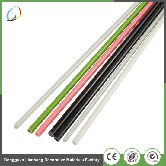 UV Resistant Fiberglass Flag Rod with Different Color