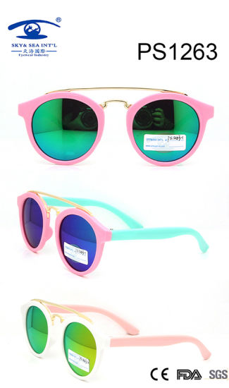 204108a59926 China New Style Fashionable Children Sunglasses (PS1263) - China ...