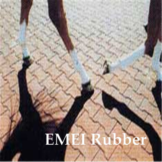 Safety Dogbone Rubber Paver Flooring for Horse pictures & photos