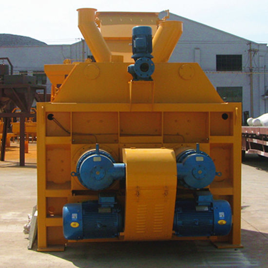 Construction Equipment Js2000 Compulsory Concrete Mixer pictures & photos