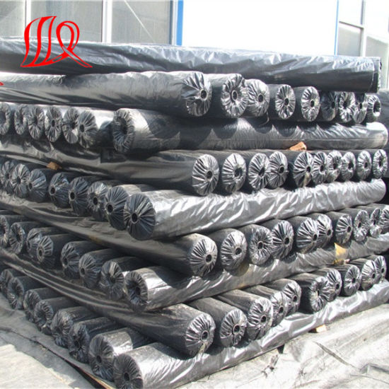 Geotextile PP Woven Silt Fence pictures & photos